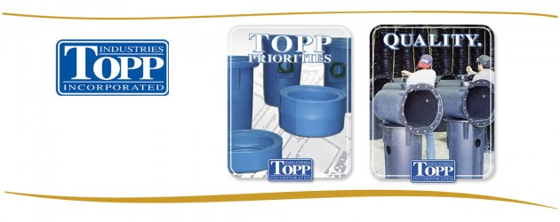 Topp Wastewater products